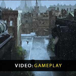 Video de juego Frostpunk