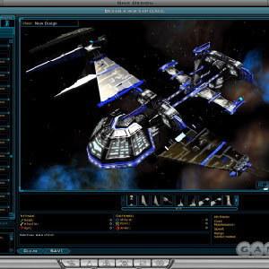 Galactic Civilizations 2 Space Environment