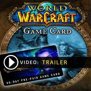 Comprar Gamecard World Of Warcraft 60 Days Prepaid Time Card Europe