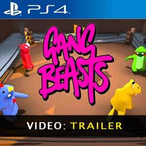 Gang Beasts PS4 Video dela Campaña