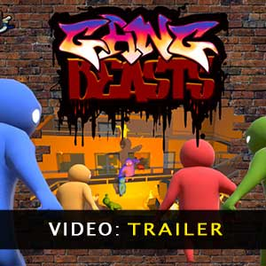 Gang Beasts Video dela campaña