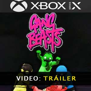 Gang Beasts Xbox Series X Video dela Campaña