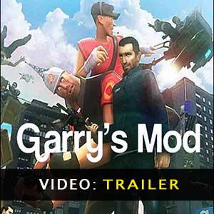 El video del trailer de Garrys Mod
