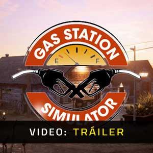 Gas Station Simulator Vídeo En Tráiler