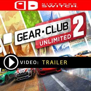 Comprar Gear Club Unlimited 2 Nintendo Switch Barato comparar precios