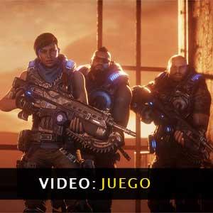 Gears of War 5 vídeo de juego