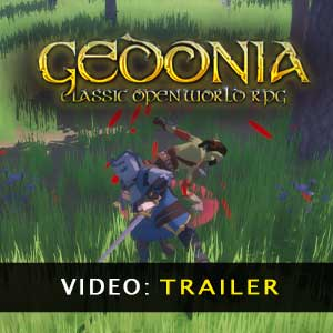 Gedonia Trailer Video