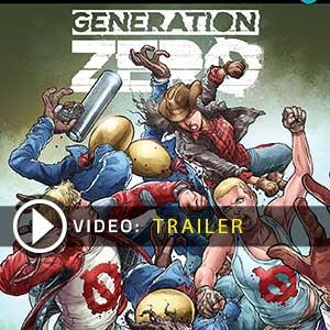 Comprar Generation Zero CD Key Comparar Precios