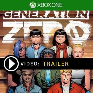 Comprar Generation Zero Xbox One Barato Comparar Precios