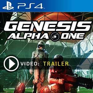 Genesis Alpha One PS4 Prices Digital or Box Edicion