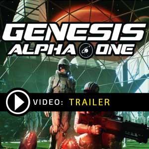 Comprar Genesis Alpha One CD Key Comparar Precios