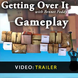 Comprar Getting Over It with Bennett Foddy CD Key Comparar Precios