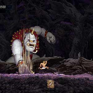 Ghosts n Goblins Resurrection Cíclope