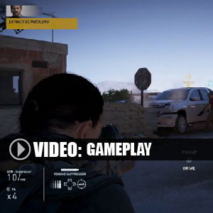 Tom Clancys Ghost Recon Wildlands Gameplay video