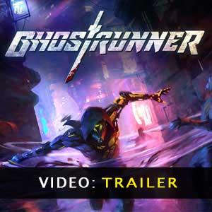 Video del Trailer de Ghostrunner