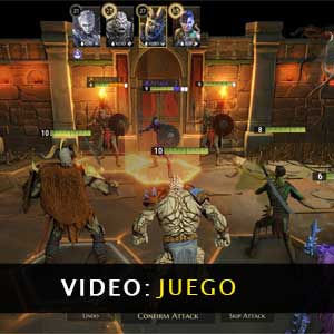 Gloomhaven Video del juego