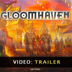 Gloomhaven Video dela campaña