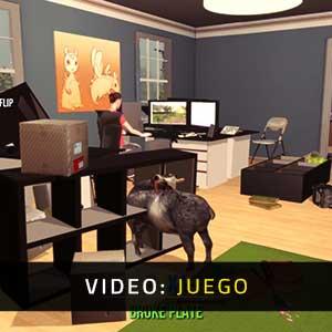 Goat Simulator Vídeo Del Juego