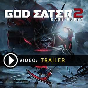 Comprar God Eater 2 Rage Burst CD Key Comparar Precios