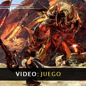 God Eater 3 Video del juego