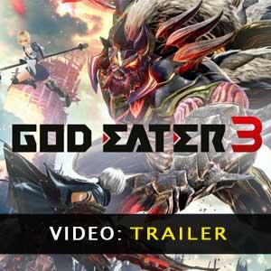 God Eater 3 Video dela campaña