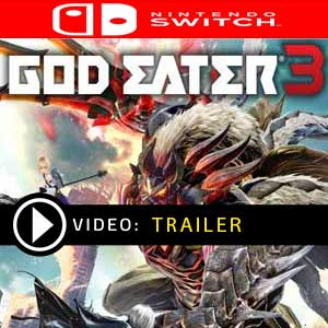 Comprar God Eater 3 Nintendo Switch Barato comparar precios