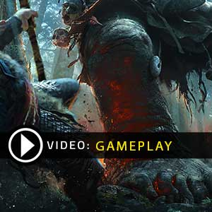 God of War PS4 Gameplay Video