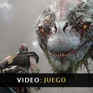 God of War PS4 Video de juego