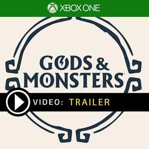 Comprar Gods & Monsters Xbox One Barato Comparar Precios