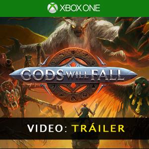 Gods Will Fall Xbox One Tráiler en vídeo