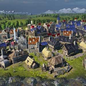 Grand Ages Medieval - Ciudad