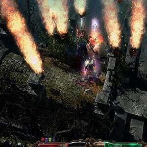 Grim Dawn La cueva de entierro