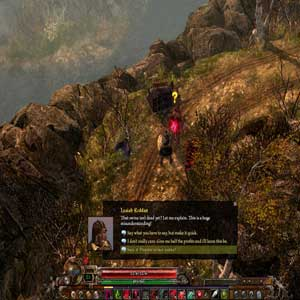 Grim Dawn Camino costero