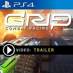 GRIP Combat Racing PS4 Precios Digitales o Edición Física