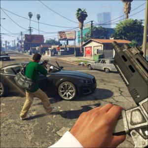 GTA 5 Asalto urbano