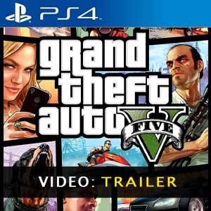 GTA 5 Video Trailer