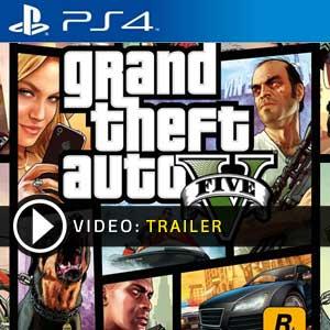 Grand Theft Auto 5 PS4 Precios Digitales o Edición Física