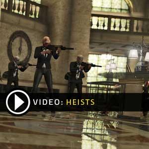 GTA 5 PS4 Online Heists