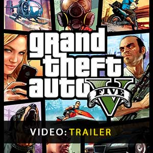 GTA 5 Video Trailer