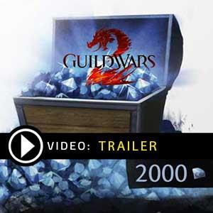 Comprar clave CD Guild Wars 2 Gemas y comparar los precios