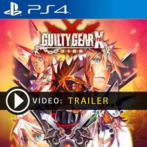 Guilty Gear Xrd-Sign