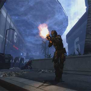 Halo The Master Chief Collection Attack