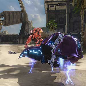 Halo The Master Chief Collection Ghost