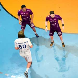 Handball 21 - Srimmage