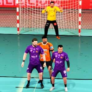 Handball 21 - Defensa