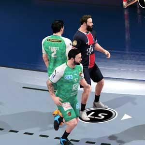 Handball 21 - Paris