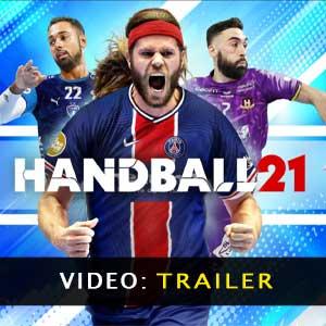 Handball 21 Video dela campaña