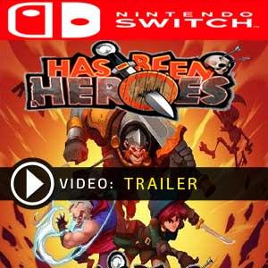 Has Been Heroes Nintendo Switch BARATO Precios Digitales o Edición Física