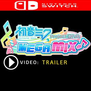 Hatsune Miku Project Diva MegaMix Nintendo Switch Prices Digital or Box Edition