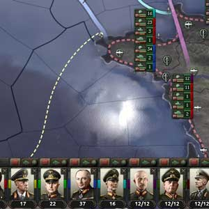 Hearts of Iron 4 La diplomacia
